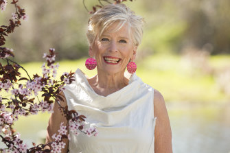 Maggie Beer has been awarded the Vittoria Coffee Legend Award for her long-term contribution to the restaurant industry.