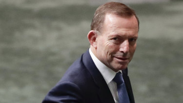 """Tony Abbott: """"A new age is coming."""""""