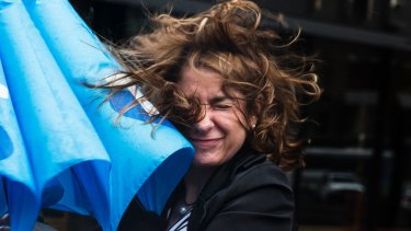 Melburnians can expect strong winds and rain from Wednesday afternoon