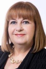 Ku-ring-gai mayor Jennifer Anderson.