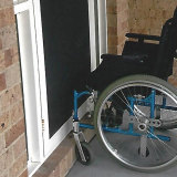 Wheelchair ramps are just the start to make housing accessible.