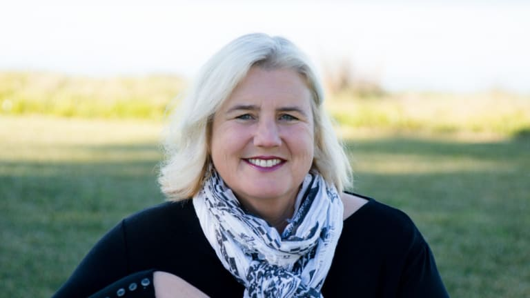 Leanne Faulkner is an advocate for mental health in small business.