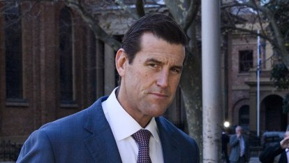 Ben Roberts-Smith denies murdering Afghan prisoner, encouraging second execution