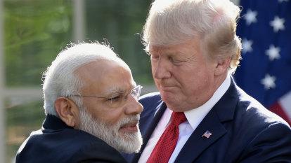 Trump trade fight escalates as India raises tariffs