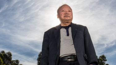 Sunny Duong was charged this week with preparing a foreign interference act.