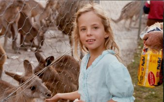 Samantha Knight was 9 when she disappeared from Bondi in 1986.