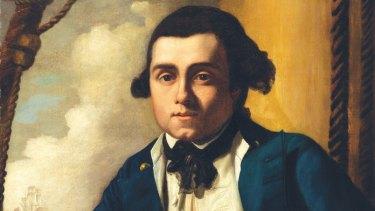Portrait of William Bligh c.1776 by John Webber.