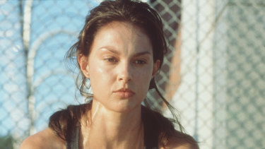Ashley Judd in the film Double Jeopardy.