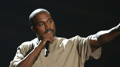 Kanye West praised Trump in a meandering speech on SNL. It didn't air