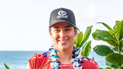 'Rarely before have I celebrated on a wave': Behind Tyler Wright's triumphant comeback at Pipeline