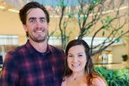 Devout Christians Byron and Keira Hordyk claim they have been discriminated against for their religious beliefs.