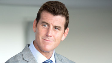 Suing for defamation: Ben Roberts-Smith pictured on 2015.