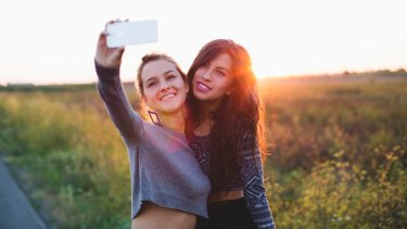 Smartphones are a vital part of teenage life.