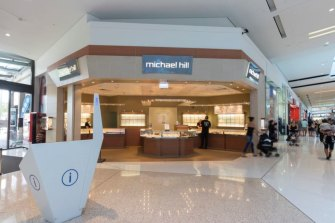 Michael Hill said it would close its 165 Australian stores immediately, and for an indefinite period of time.