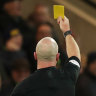FIFA council member wants yellow cards for spitting when seasons resume