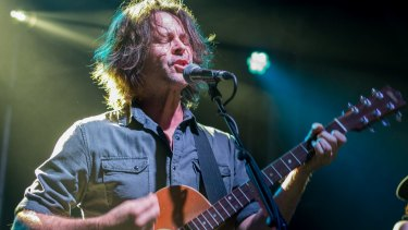 """Bernard Fanning has signed the open letter that declares the government is """"killing live music in NSW""""."""