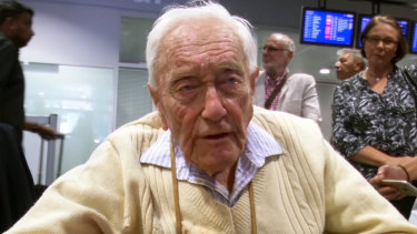 David Goodall, 104, is not terminally ill but says his body is failing him.