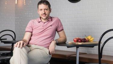 Fabian Siegel, CEO of recipe kit company Marley Spoon, said the business was hiring more staff to help it meet demand.