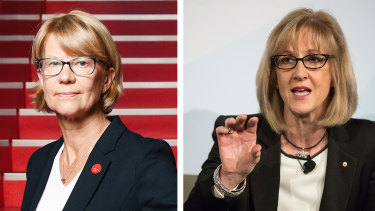 Coca-Cola boss Alison Watkins and CSL director Carolyn Hewson have joined the RBA board.