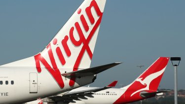 Tourism Australia said Virgin would bring competition and cheaper fares on flights to Japan.