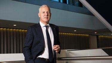 International Chamber of Commerce secretary-general John Denton.