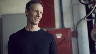 Jim McKelvey, co-founder of Square, says these days files of personal data are strewn all over the place.