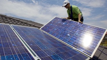 Tenants will be able to benefit from solar energy too.