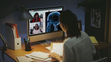 Telehealth and other internet-based services are in demand during the COVID-19 crisis.