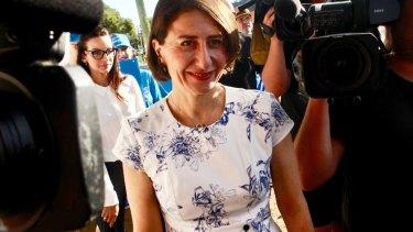 Coalition government set for third term, Berejiklian to retain power