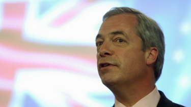 UKIP leader Nigel Farage will start a petition in favour of Trump's nomination.