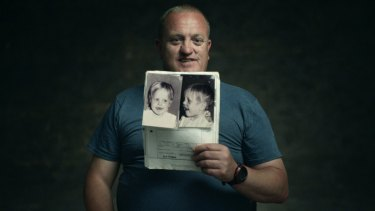 Ghosthunter star Jason King has a darker past than filmmaker Ben Lawrence realised.