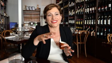 Treasurer Jackie Trad defended the state's performance.