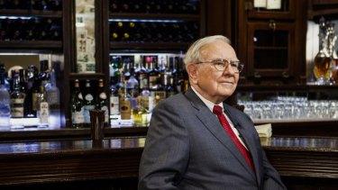 In 2005, legendary investor Warren Buffett mocked Trump's business failings in a skit.