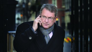 Sir Lynton Crosby is a familiar face in conservative politics in the United Kingdom and Australia.