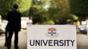 The low entrance requirement for a teaching degree is  worrying policymakers.
