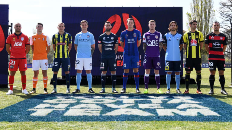 The A-League is set to grow to 12 teams in the expanding competition.