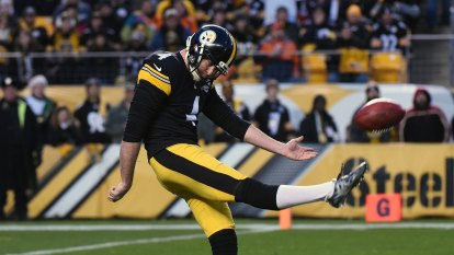 Steelers re-sign punter Jordan Berry in time for Titans game