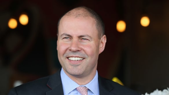 Frydenberg must awaken the slumbering Treasury on cost cutting