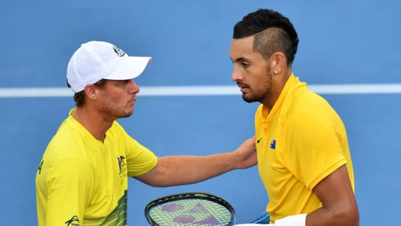 Upgraded Australia to host qualifier in new Davis Cup format