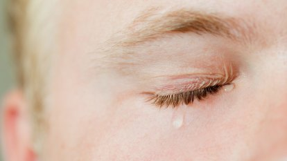 Crying at work doesn't mean you're weak. It can even help your career.