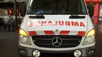 Five injured as car slams into home in Melbourne's south east