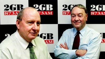 'I owe that man everything': Godfather of Sydney radio John Brennan dies