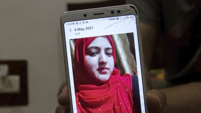 A Sikh married a Muslim for love. Her parents called the police