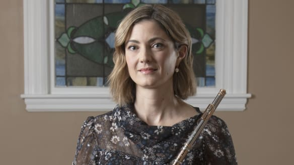 Star flutist was paid $US70,000 less than the oboe player, so she sued
