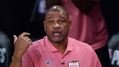 Doc Rivers out as Clippers' coach, after seven seasons