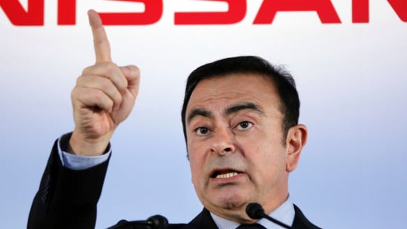 Prosecutors indict Nissan's former chairman for under-reporting pay