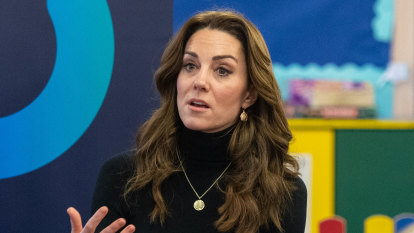 Duchess Kate is set to become the world's highest-profile parenting advocate