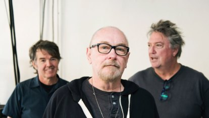 Aints! gig a feast for Kuepper fans