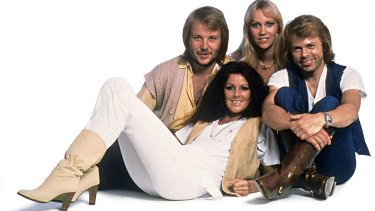 ABBA will release new material for the first time in 35 years.