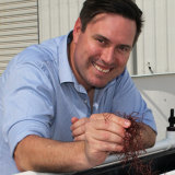University of the Sunshine Coast biologist Dr Nick Paul has researched seaweed for 20 years.